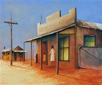 dawson's general store by terry cousins