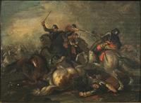 scena di battaglia by flemish school (18)