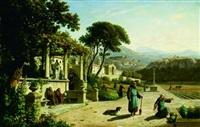 le monastère by emmanuel coulange-lautrec