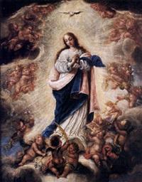 inmaculada by lucas de valdes