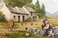the farm yard by anthony mcnally