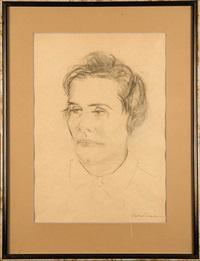 portret marii jaremy by tadeusz waskowski