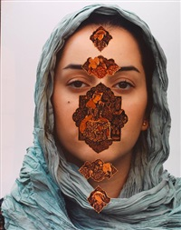 the loss of our identity, number 2 by sadegh tirafkan