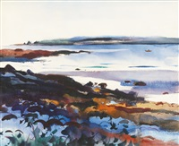 low tide by andrew wyeth