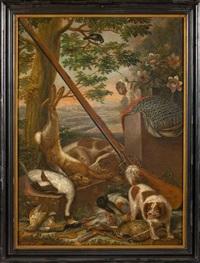 retour de chasse by arnold smitsen