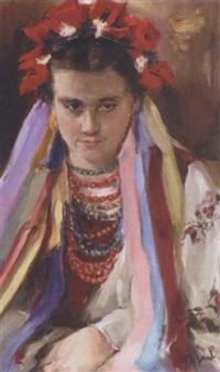 ukrainka by michail nikolaievitch dobronravov