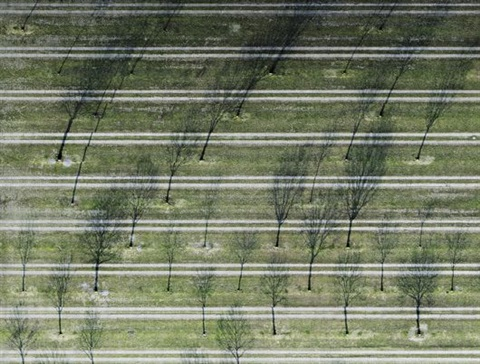 untitled (parking site 1)(from supervisions) by andreas gefeller