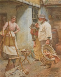 local critics by walter langley