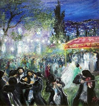 wedding in jerusalem by huvy