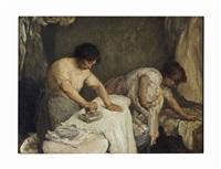 washerwomen by edmund f. ward