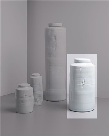 lidded jar by edmund de waal