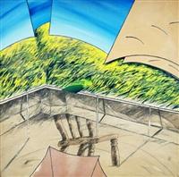 paisaje 74 by hugo de marziani