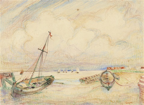 marinha by james ensor