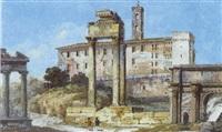 paysage de la campagne italienne by adèle babone