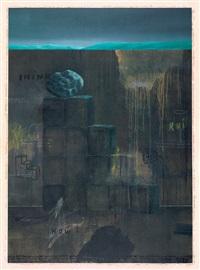 landscape series #06 by jumaldi alfi