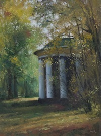 pavlov park/rotunda by mark kremer
