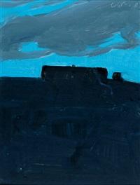 stormy sky by alex katz