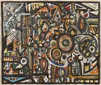 cathedral by richard pousette-dart