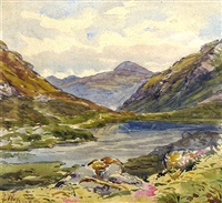loch laragilly by charles jones way