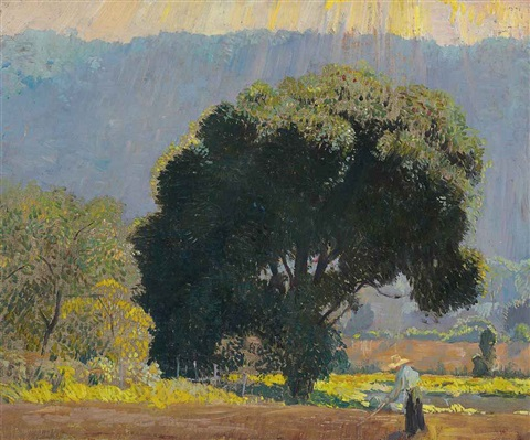 in the valley by daniel garber