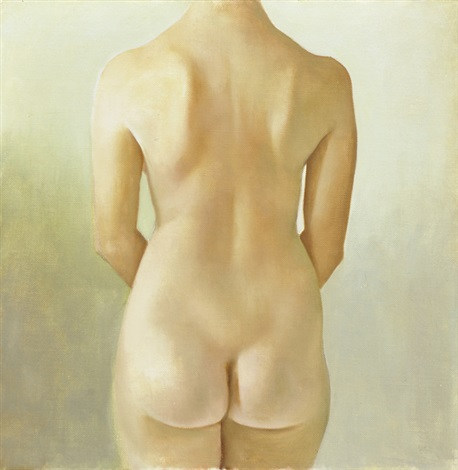 nude back by bryan westwood