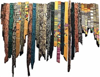 commercial avenue by el anatsui