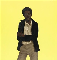 the hawk, blah, blah, blah by barkley l. hendricks