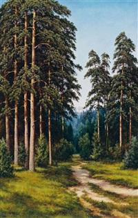 pine by mikhailovich