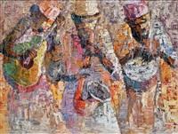 faithful minstrels by rom isichei