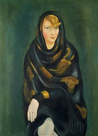 sonia by moïse kisling