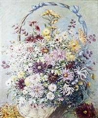 bouquet de fleurs des champs by albert gleizes