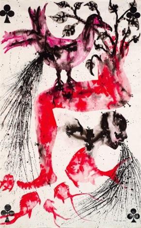 Processing by Barthélémy Toguo on artnet