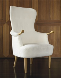 armchair by carl malmsten