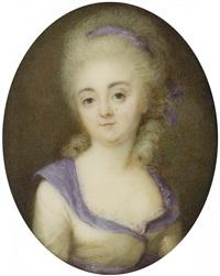ppeintre en miniature de la reine marie-antoinette by ignazio pio vittoriano campana