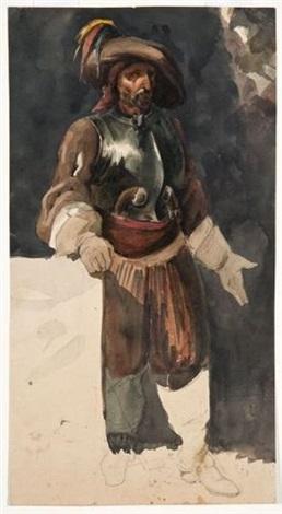 le reître by nicolas toussaint charlet