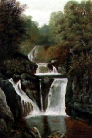 cascada by jean baptiste louis baron gros gros