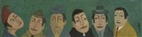 personajes by antonio samudio