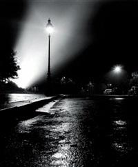 le réverbère de la tour eiffel, paris by christian lemaire