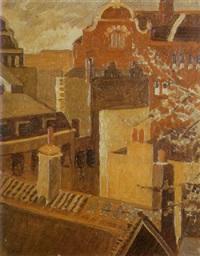 bloomsbury rooftops by kathleen hale