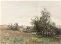 farm in the dunes by jan vrolijk