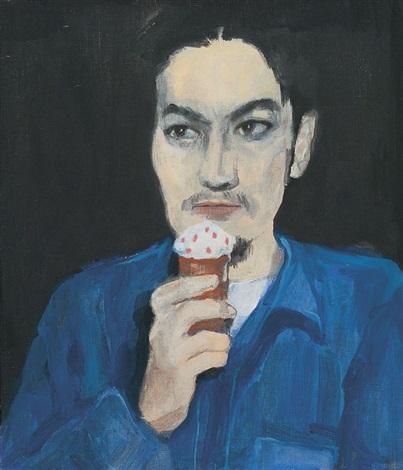 ice cream flavor of men by tomoko yamaguchi