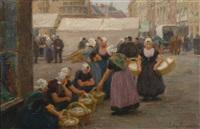 marché en zéelande by edgard farasyn