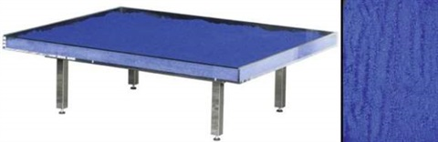 Blue Ybk Table Basse By Yves Klein On Artnet