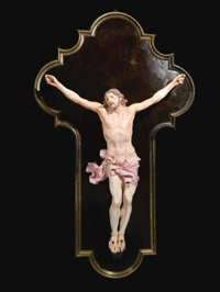 cristo vivo by alessandro algardi (l'algarde)