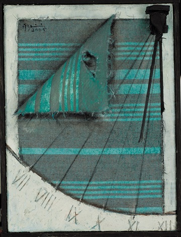 meridiana azzurra by aldo agnini