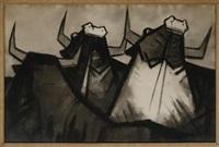 toros ibéricos by antonio rodríguez luna