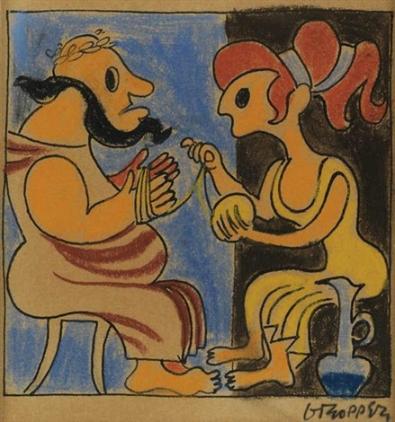 untitled 2 works by william gropper
