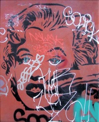 norma jeane (from traces urbaines) by lutz-martin rathsfeld