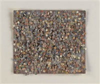 untitled (no.24) by howardena pindell