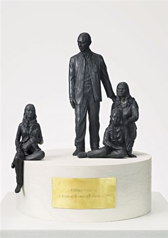 family monument project by gillian wearing